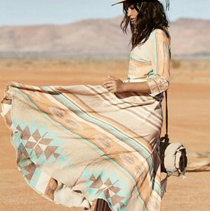 *ISO* Spell Peyote Gown